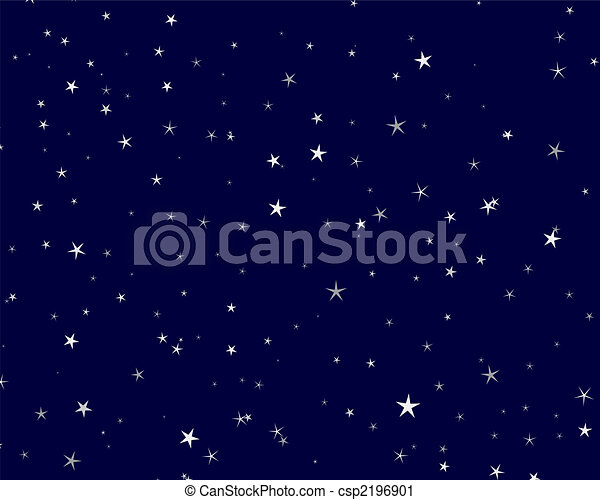 starry background - csp2196901