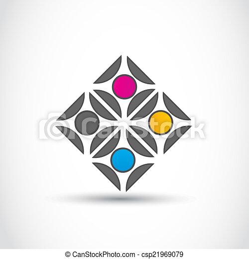Business Team Logo Business Team Logo