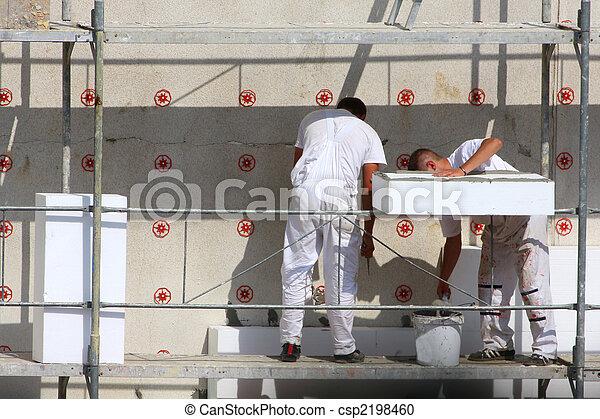 House Repairing - csp2198460