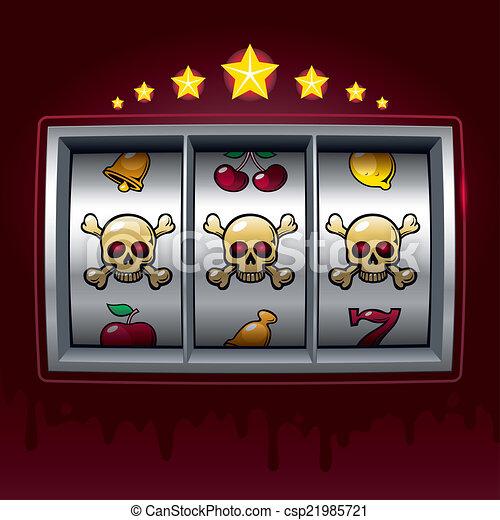 dangerous slot machine