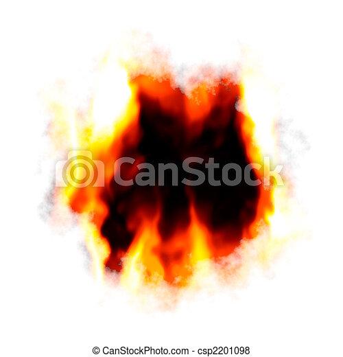 Fiery Hole Layout - csp2201098