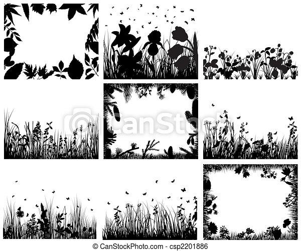 grass set - csp2201886