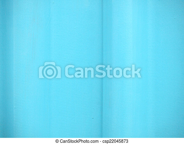 zinc blue color
