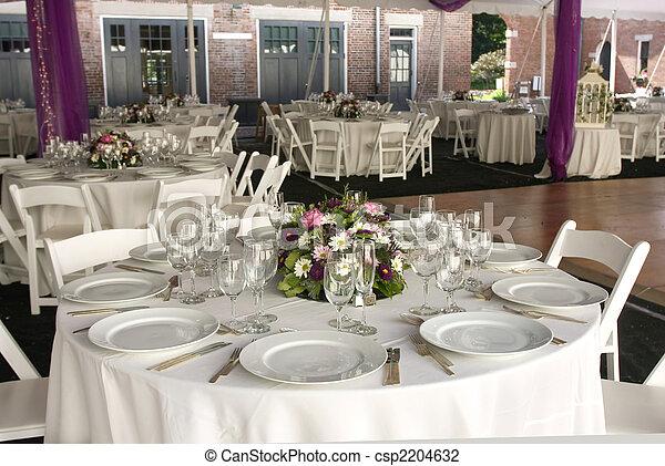 Wedding Reception - csp2204632