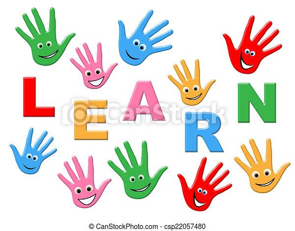 Lernen kinder vertritt kindheit schulung und training