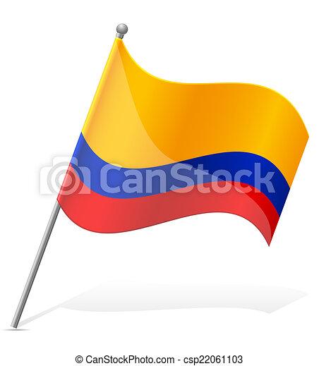 Ecuador Vector Bandera Ecuador Vector