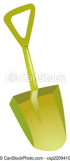 Shovel - csp2209410