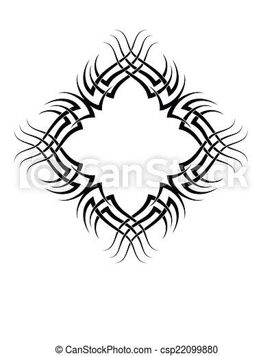 Vecteur de tatouage bras bande ensemble vecteur art csp22099880 recherchez des images - Tatouage bande bras ...
