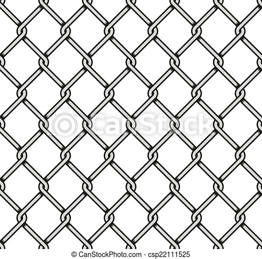 Steel Wire Mesh Seamless Background Vector 22111525