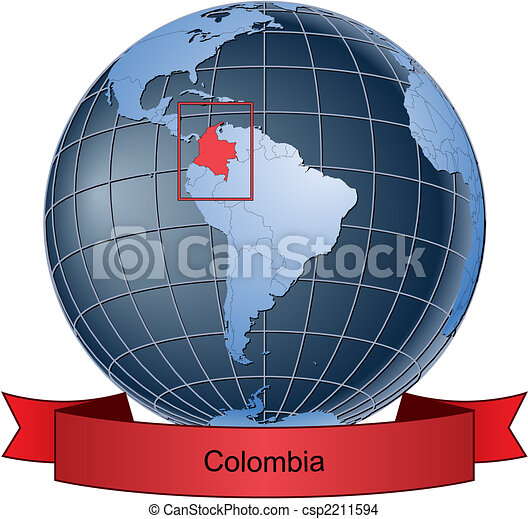 Colombia - csp2211594