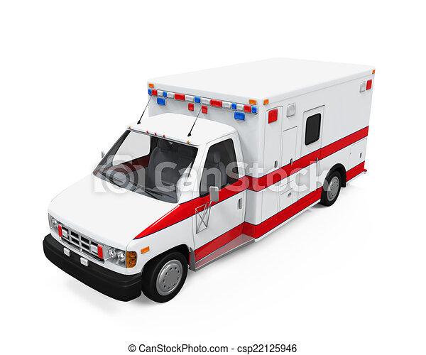 Ambulance Car Drawing Ambulance Car Drawing