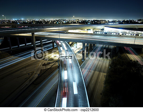 L.A. Freeway - csp2212600