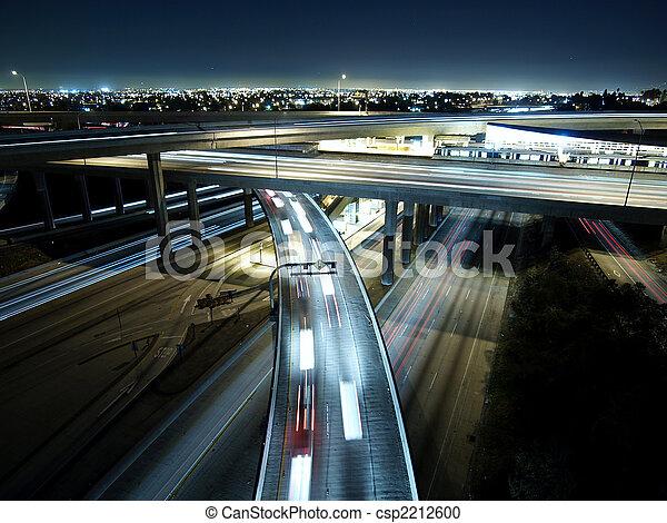 L.A. Freeway - csp2212600
