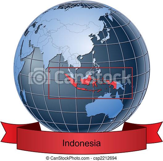 Indonesia - csp2212694