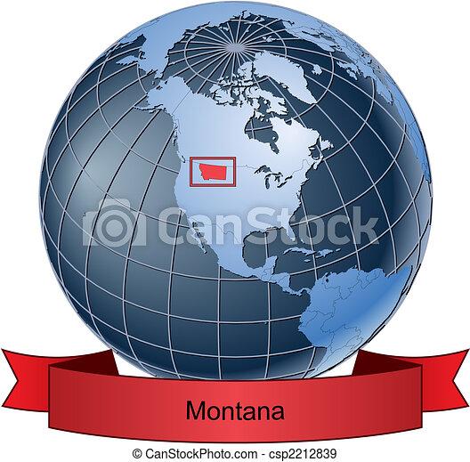 Montana - csp2212839