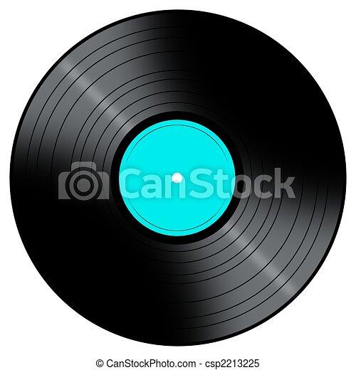 Music Record - csp2213225