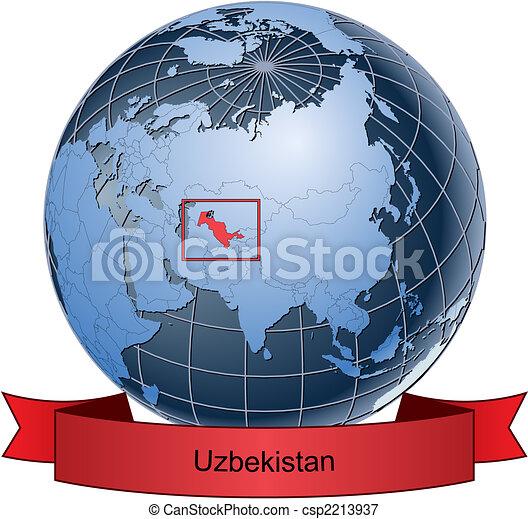 Uzbekistan - csp2213937