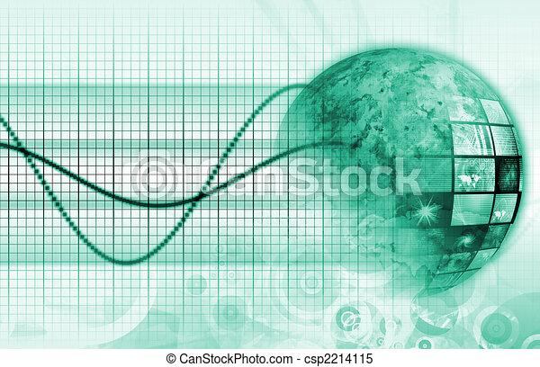 Technology Background - csp2214115