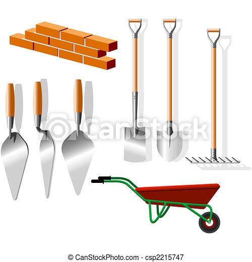 building implements - csp2215747