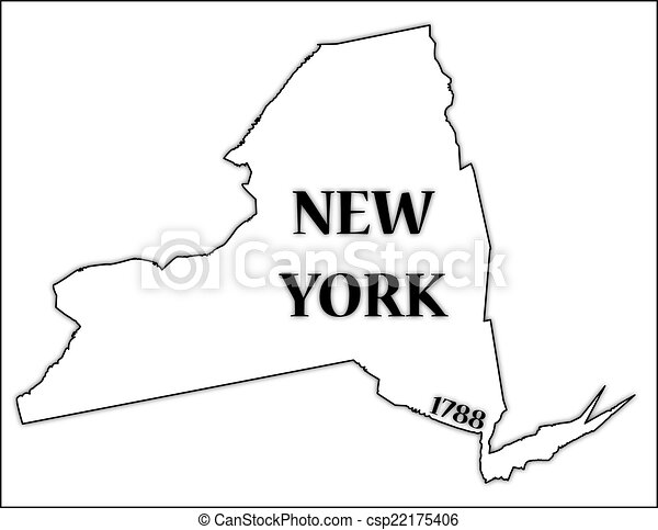 a New York State Outline