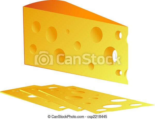 Cheese - csp2218445