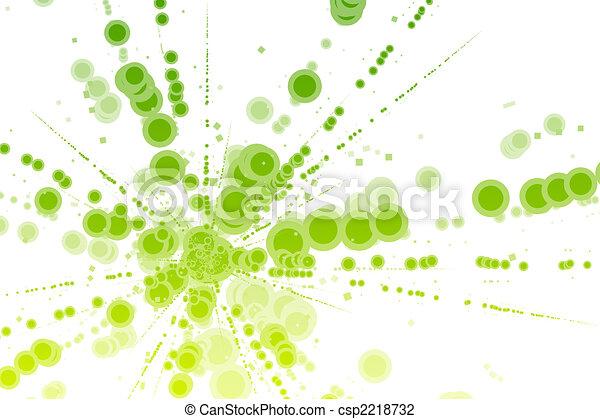 Color Energy Burst - csp2218732