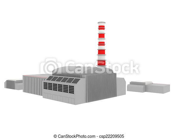 Power station - csp22209505