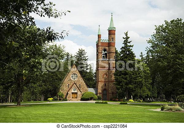 Dutch Chapel - csp2221084