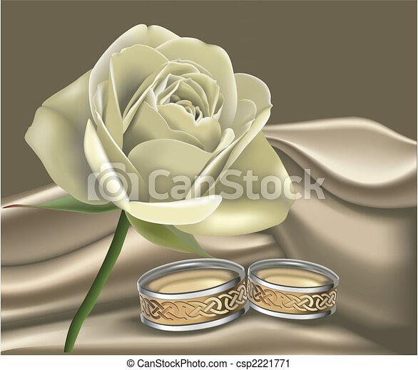 Celtic Rose - csp2221771