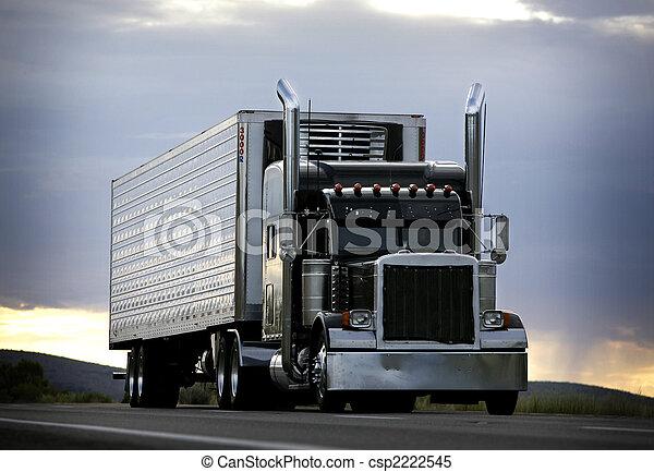 truck - csp2222545