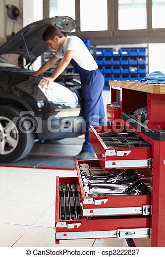 mechanic - csp2222827