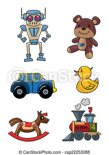Toys Collection - csp22253088