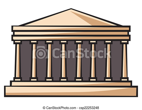 eps vector of parthenon greece csp22253248 search clip ancient rome clipart black and white ancient roman clipart black and white