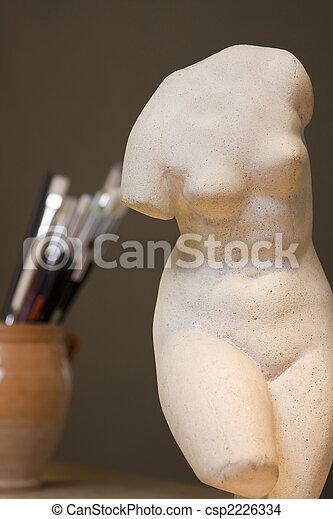 藝術, 軀幹 - csp2226334