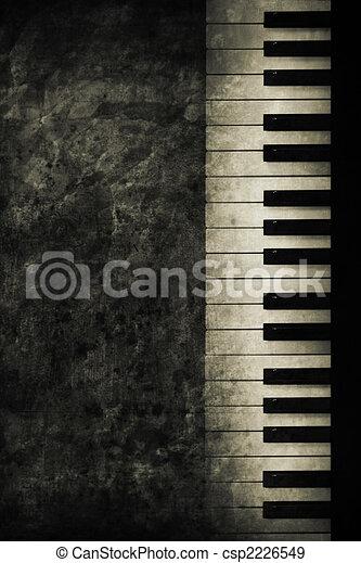 piano - csp2226549