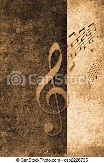 Music - csp2226735