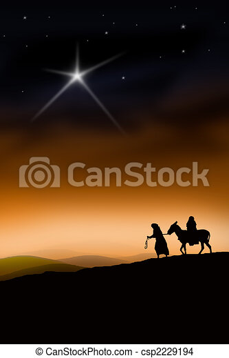 The Christmas Way - csp2229194