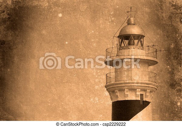 Lighthouse Menorca - csp2229222