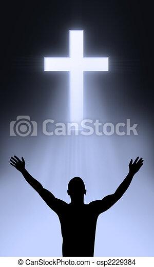 The Cross - csp2229384