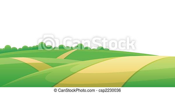 Hill road - csp2230036