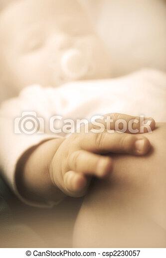 Babys Hands