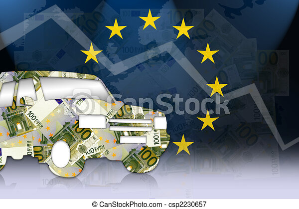 money dept - csp2230657
