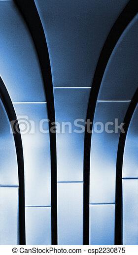 futuristic form - csp2230875