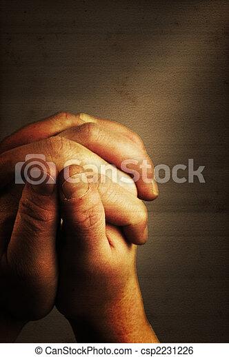 Prayer - csp2231226