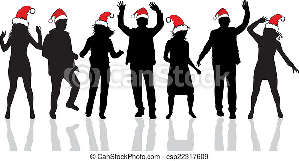 Christmas Party - csp22317609