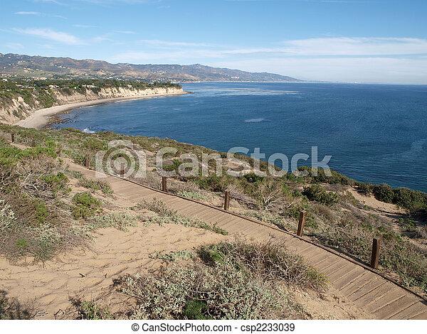 Malibu Coast - csp2233039