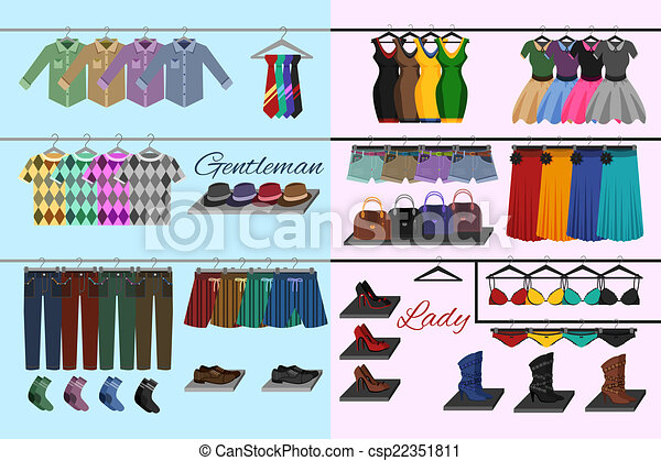 fashion accessories shop