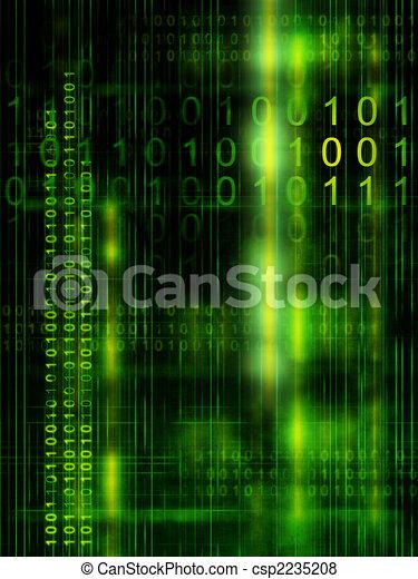 Binary code - csp2235208