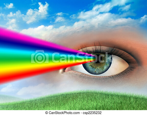 Clear vision - csp2235232