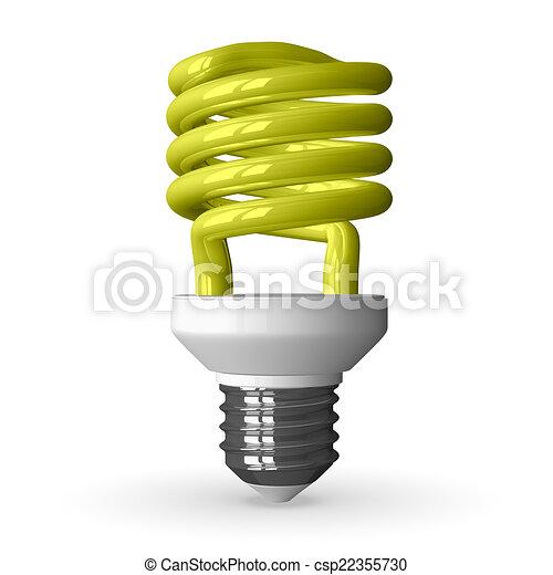 dessins de debout lumi re spirale jaune ampoule jaune csp22355730 recherchez des. Black Bedroom Furniture Sets. Home Design Ideas
